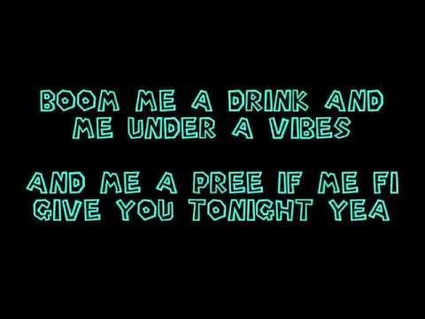 J Capri - Boom And Bend Over Lyrics @DancehallLyrics