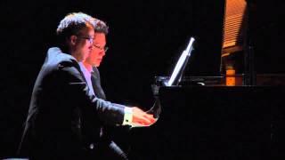 F. Schubert: Fantasía en Fa menor Op 103, D. 740 - Interpreta: Arbe de Lelis y Guillermo Amésquita