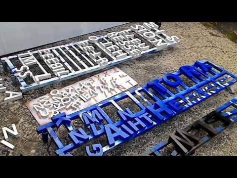 Reklame Jakarta - Terima Produksi dan Instalasi Reklame Signage Indoor & Outdoor