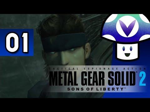 [Vinesauce] Vinny - Metal Gear Solid 2: Sons of Liberty (part 1) *Reupload*