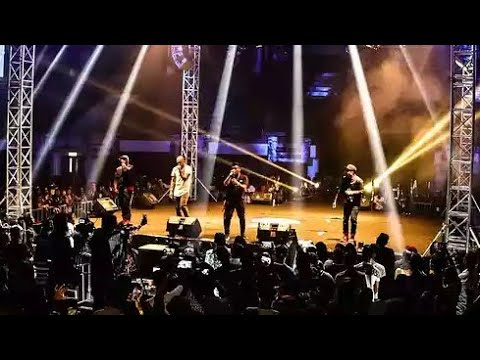 Havoc Brothers #Kaarat Song Performance at SSS Concert 2018 - Full HD