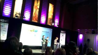 Yangaroo DMDS at the 2012 JUNO Award Nominees Press Conference (long version)