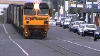 Train Street Running