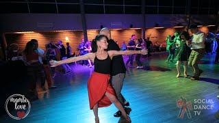 Dima & Olesya - Salsa social dancing | Mambo.love 2018