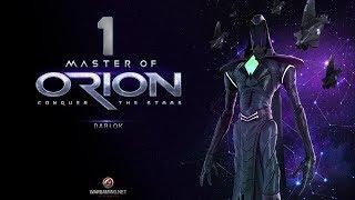 Master of Orion - Darlokowie #1 - Początek (Gameplay PL)