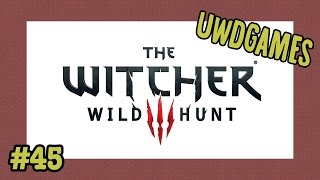 The Witcher 3: Wild Hunt, Часть 45 (Сыр и темные силы)