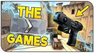 Zeus Only! | CS:GO Silver Games!