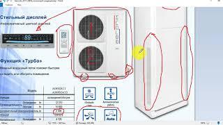 Обзор как выбрать колонный кондиционер для площади 100-130 квадратных метров