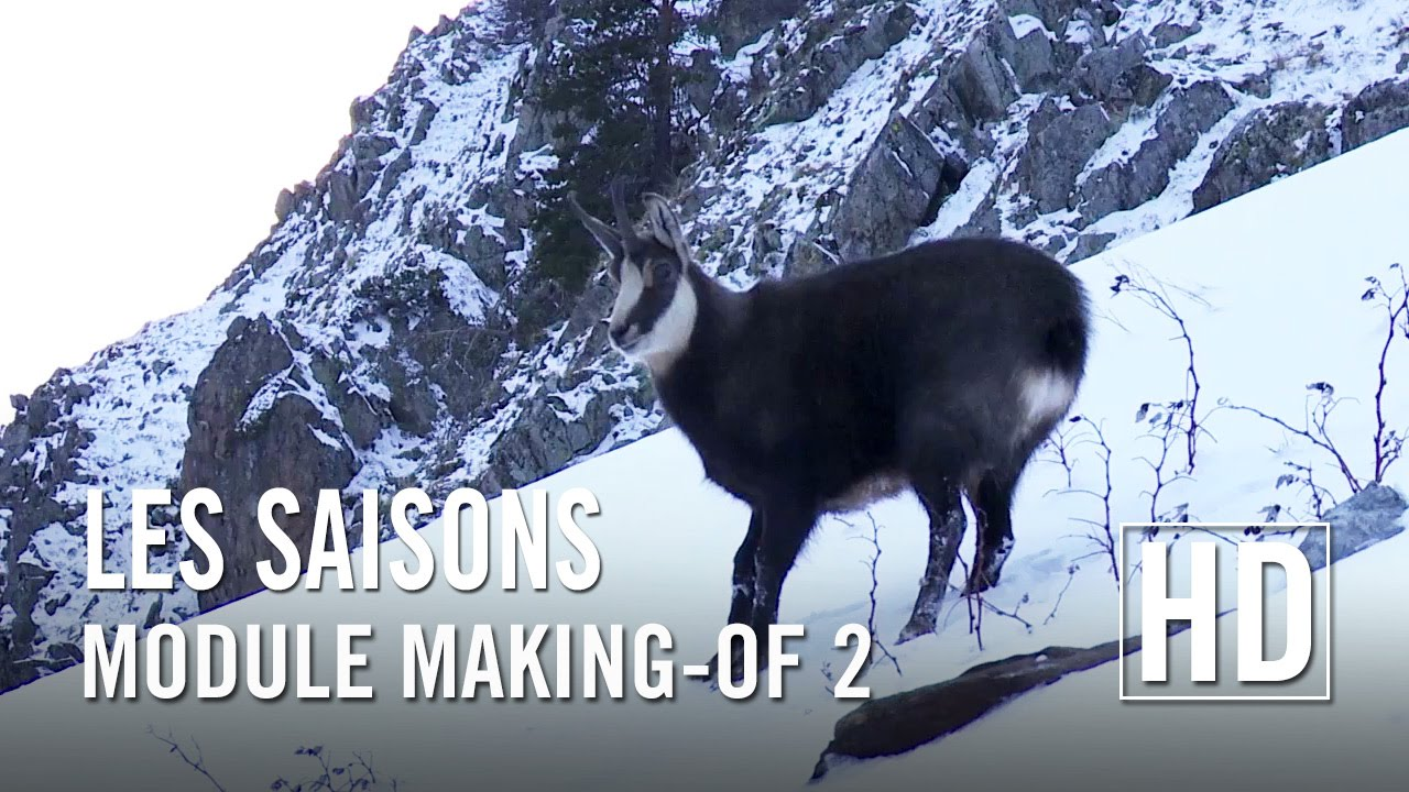 Les Saisons - Module Making-of 2