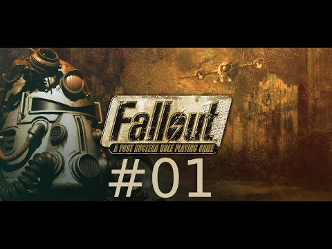 Fallout: A Post Nuclear Role Playing Game #01 - Krieg bleibt immer gleich (deutsch) (reupload)