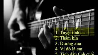 Tổng hợp guitar huyền thoại