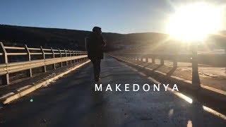 Makedonya' da gezdim! | #tekbasinagez | Elif Kübra Genç