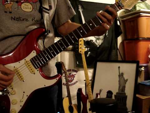Where The River Flows By Collective Soul Guitar Cover Go To