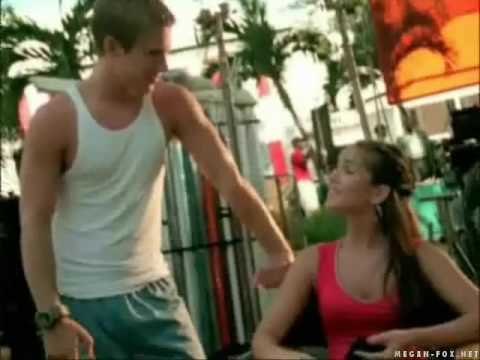 megan fox a holiday in the sun clip 4 youtube