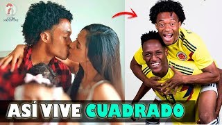 """AS� VIVE """"CUADRADO�, CONOCE SU TRISTE HISTORIA, SU FAMI..."""
