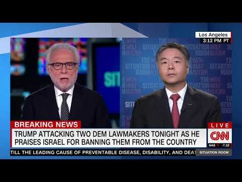 Rep. Ted Lieu isn't an anti-Semite, he's just an idiot