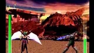 Evil Zone Story Mode - Ihadurca