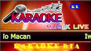 Iwak Peyek ~ Trio Macan (Karaoke Dangdut Populer)