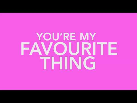 HI SIENNA - Favourite Thing (Lyric Video)
