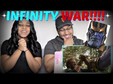 Marvel Studios' 'Avengers: Infinity War' -- Chant TV Spot REACTION!!!