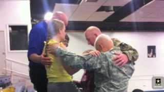 Family of U.S. Army Chaplains