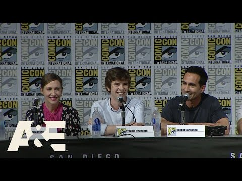 Bates Motel: Full 2016 San Diego Comic-Con Panel | A&E