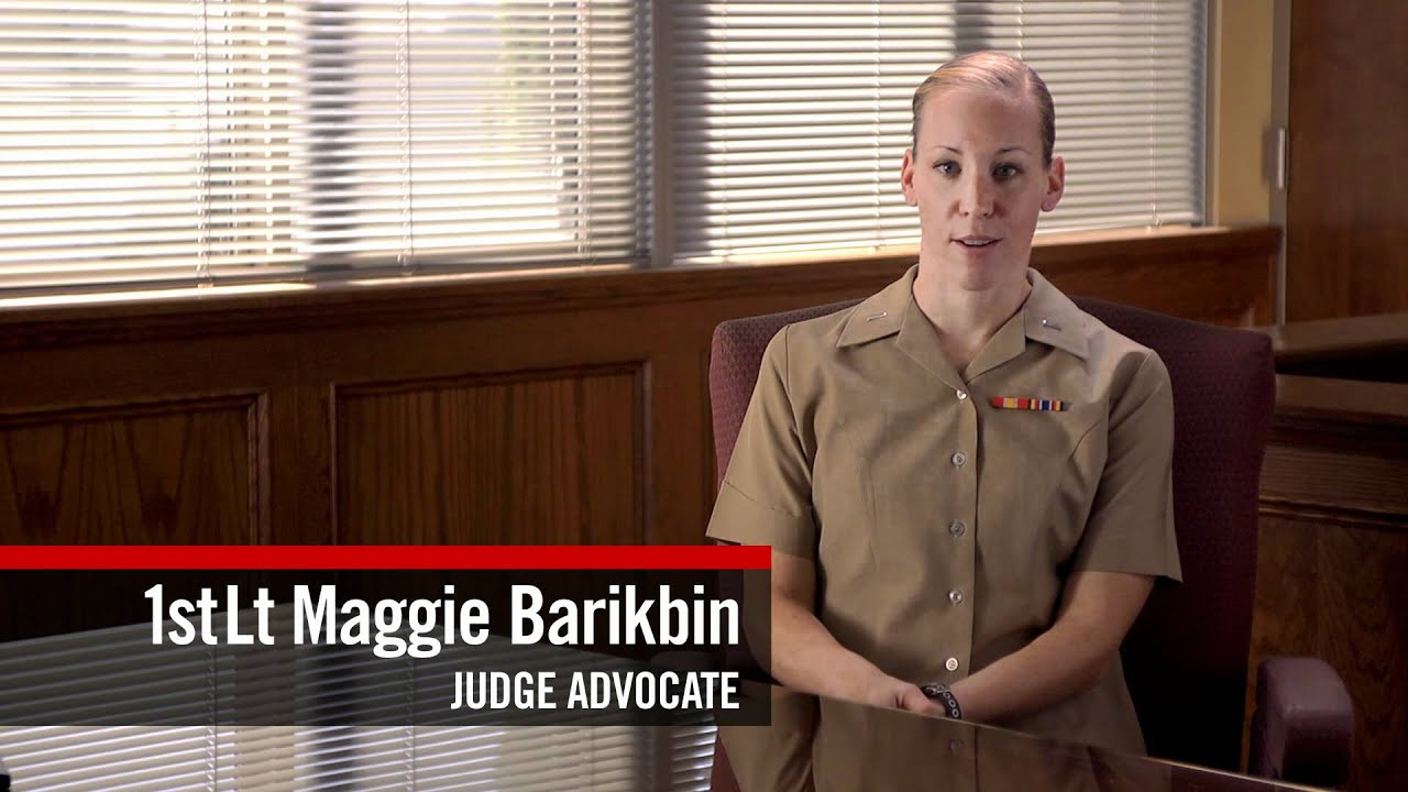 Marine Corps Leadership Traits: Tact - YouTube