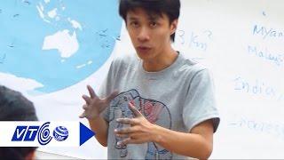Chàng sinh viên Việt nhớ siêu phàm từng... đúp  | VTC