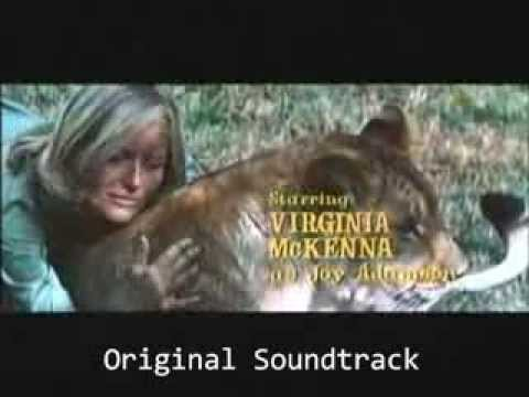 画像: John Barry 映画「野生のエルザ」 Born Free www.youtube.com