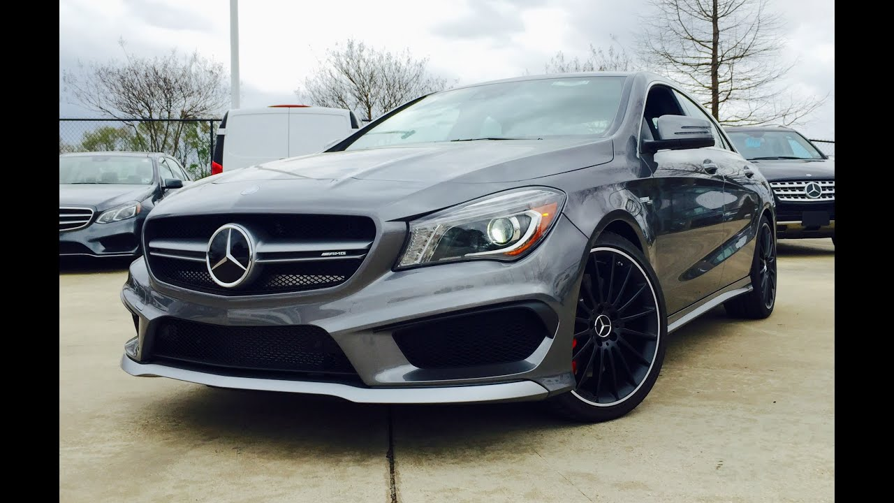 2016 mercedes benz class cla45 amg full review exhaust for 2016 mercedes benz cla45 amg