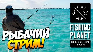 Fishing Planet | Рыбачий стрим!
