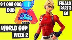 fortnite world cup week 2 highlights final part 3 eu duo fortnite tournament 2019 duration 12 20 - na west fortnite world cup duos