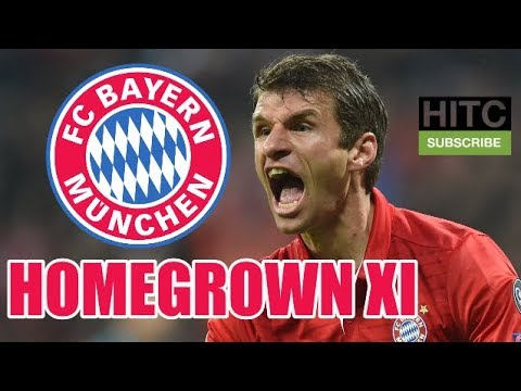 Bayern Munich Homegrown XI