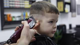 KIDS HAIRCUT | ДЕТСКАЯ СТРИЖКА(music by DEEJAYRUST