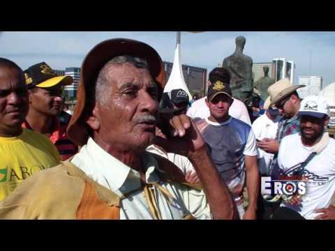 Documentario Eros em Brasilia em prol da vaquejada legal
