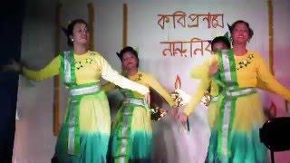 Nandanik - Rangiye diye jao (Dance Performance)