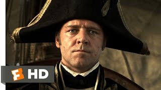 Master and Commander (1/5) Movie CLIP - Men Must  Be Governed (2003) HD