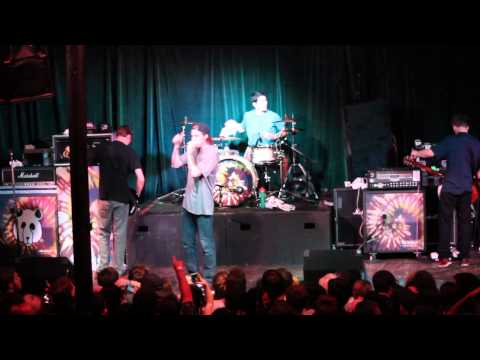 The Story So Far, Calling out the crazy pink shorts girl: The Orpheum, Tampa, Florida