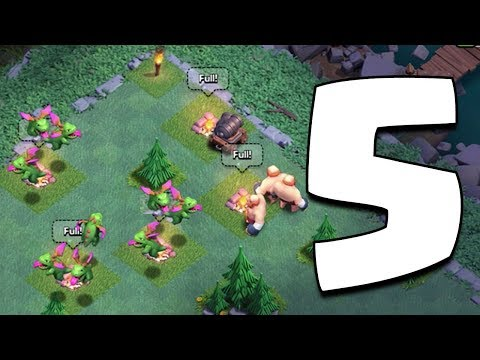 5 ARMY CAMPS OP | Clash of Clans | Builder Base BH 7