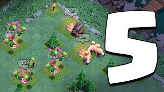 5 ARMY CAMPS OP   Clash of Clans   Builder Base BH 7