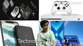 Technology News #7 - Launch Disc-Less Xbox, Xbox hard drive, Motoro new update, honor x8 new update.