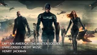 Captain America: The Winter Soldier - Unreleased Credits Soundtrack