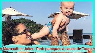 Manon Marsault et Julien Tanti paniqués à cause de Tiago à Noel !