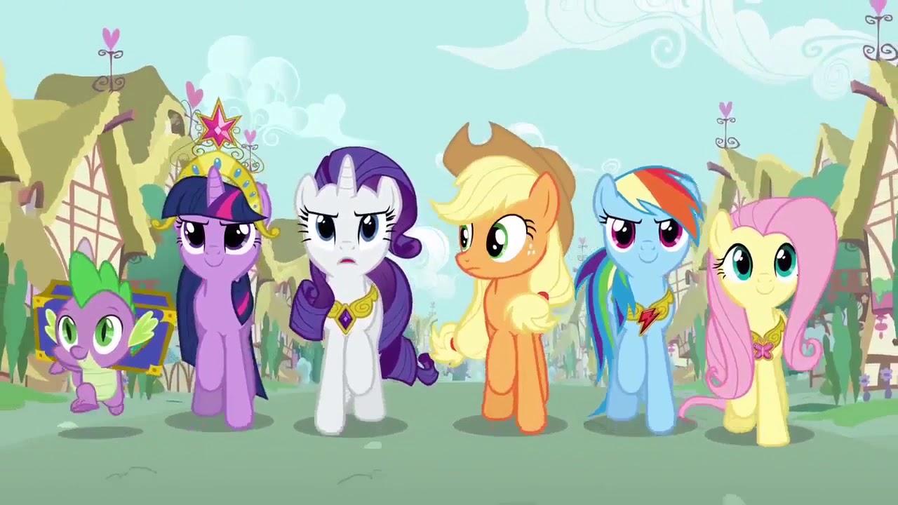 My Little Pony G4 Songs: A True, True Friend (Re-upload)