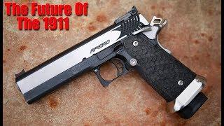 STI Apeiro 2011 Pistol Review: The Ultimate Handgun?