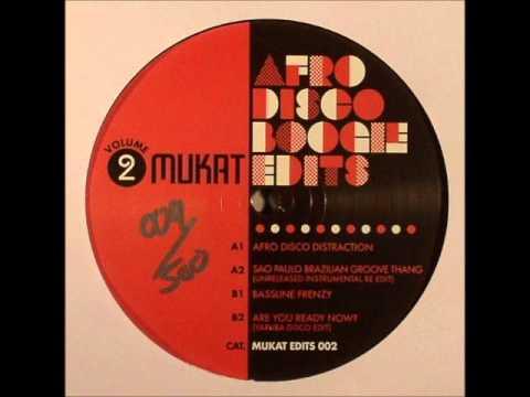 Mukat Edits - Bassline Frenzy