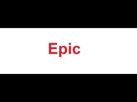 Baixar The Meaning of Epic - Download The Meaning of Epic
