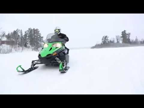 Win a snowmobiling getaway to Boulder Junction, WI