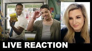 In the Heights Trailer REACTION