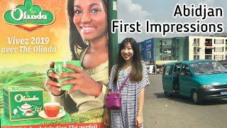 My First Impressions Of Abidjan